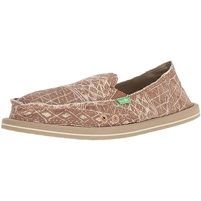 Sanuk Women's Donna Ojai Folk Loafer Flat | Shoes