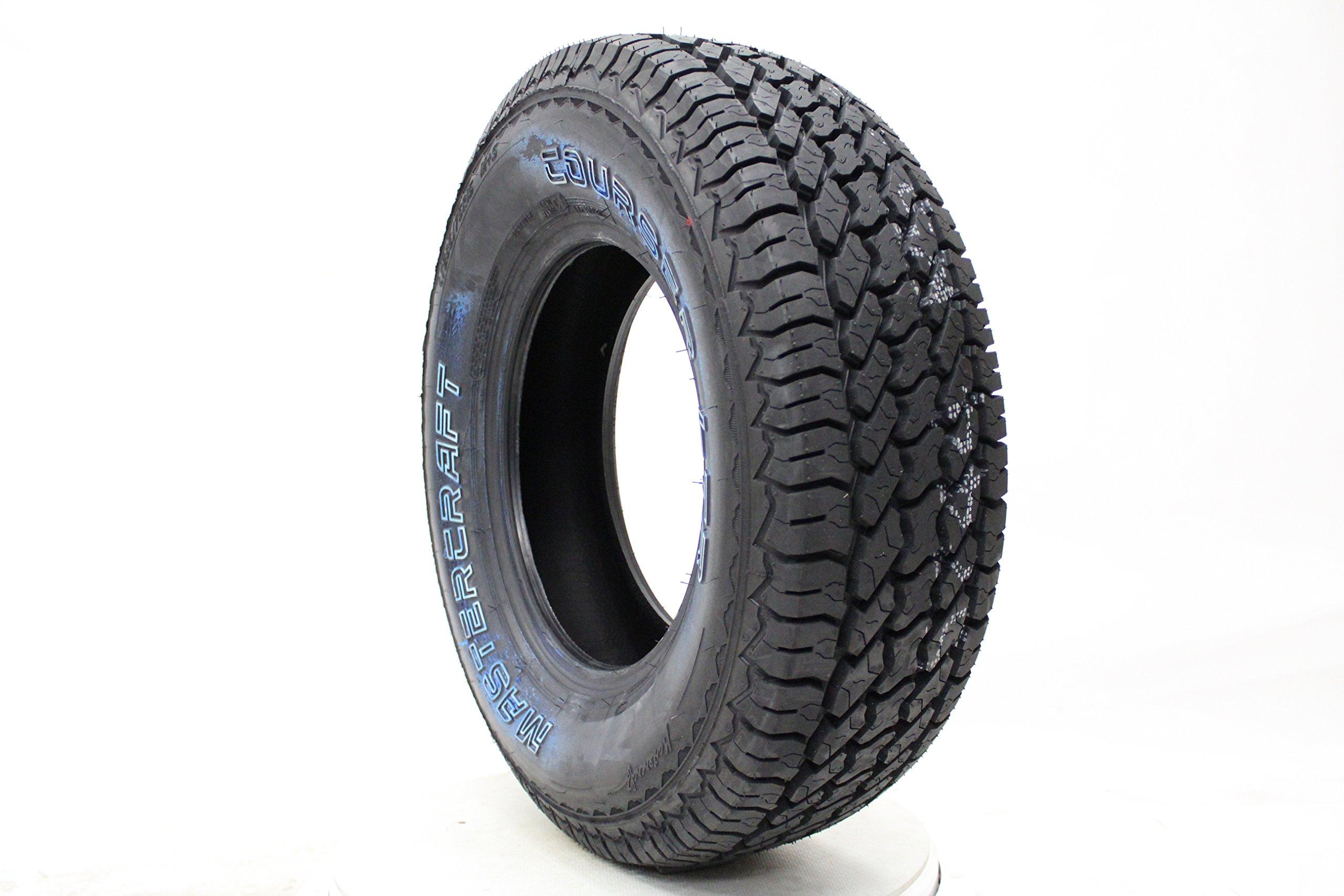 Mastercraft Courser LTR All-Season Radial Tire - 245/70R17 119S
