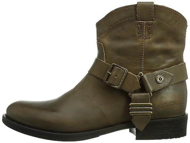 Boots TOMMY HILFIGER Hudson 12A EN56818013 Black 990