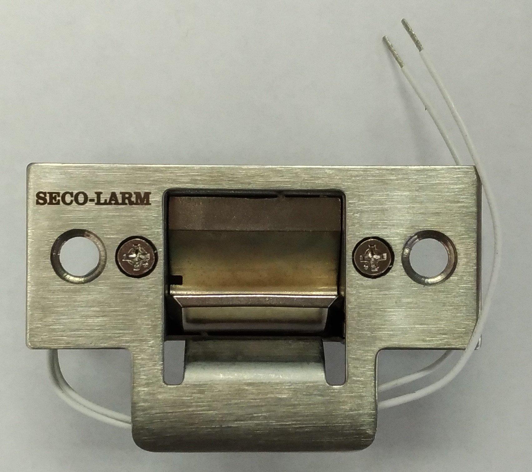 SECO LARM ENFORCER NO CUT MINI ELECTRIC DOOR STRIKE BUZZER SD-991A-D1Q