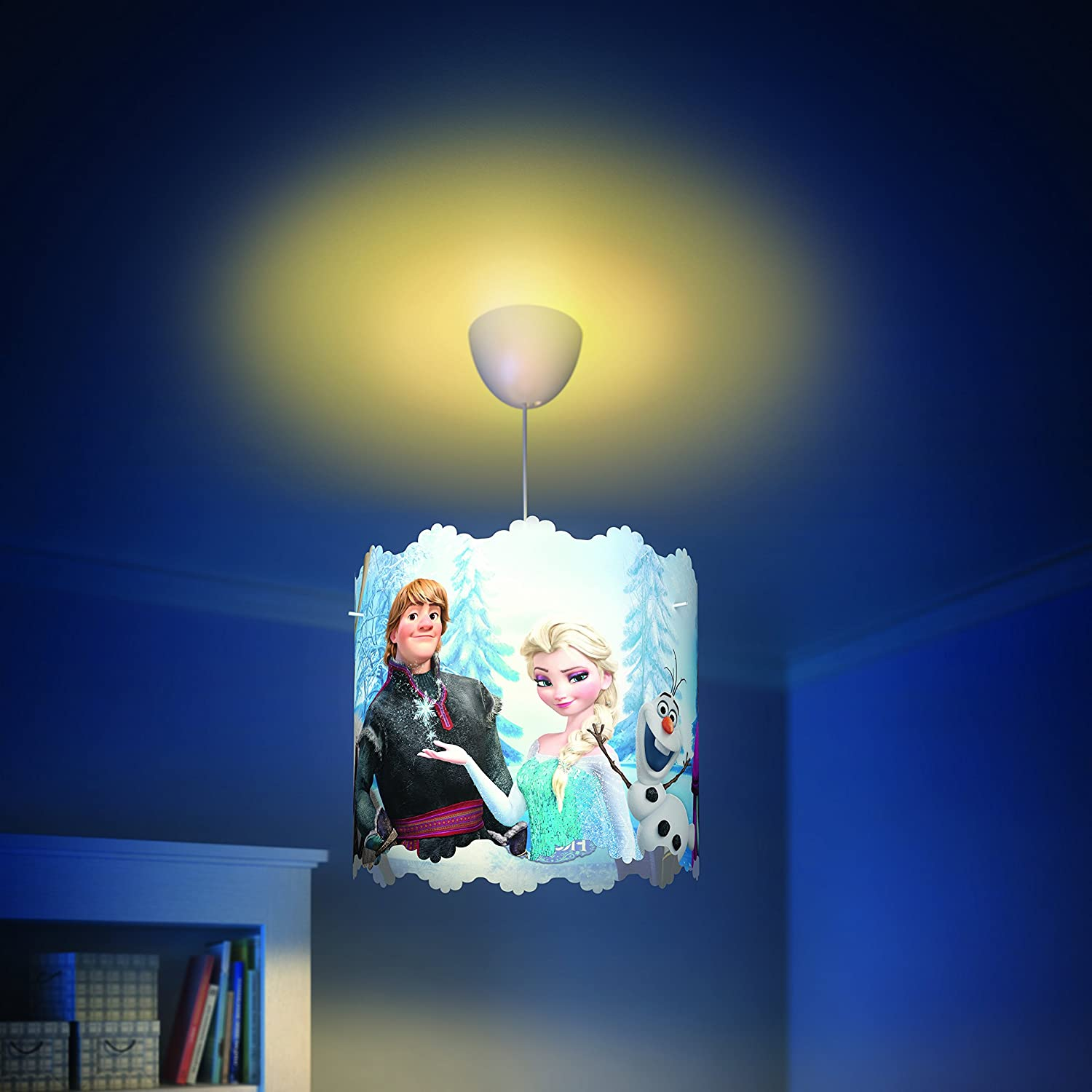 Philips Disney Suspension Lustre La Reine des Neiges Luminaire