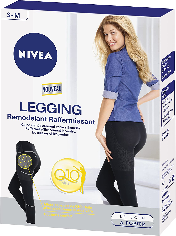 Nivea Body Legging Remodelant Raffermissant Q10 Taille SM