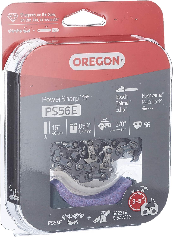 Oregon PS56E PowerSharp - Afilador para cadena de sierra eléctrica (perfil bajo, 3/5', 1.3 - 56E)