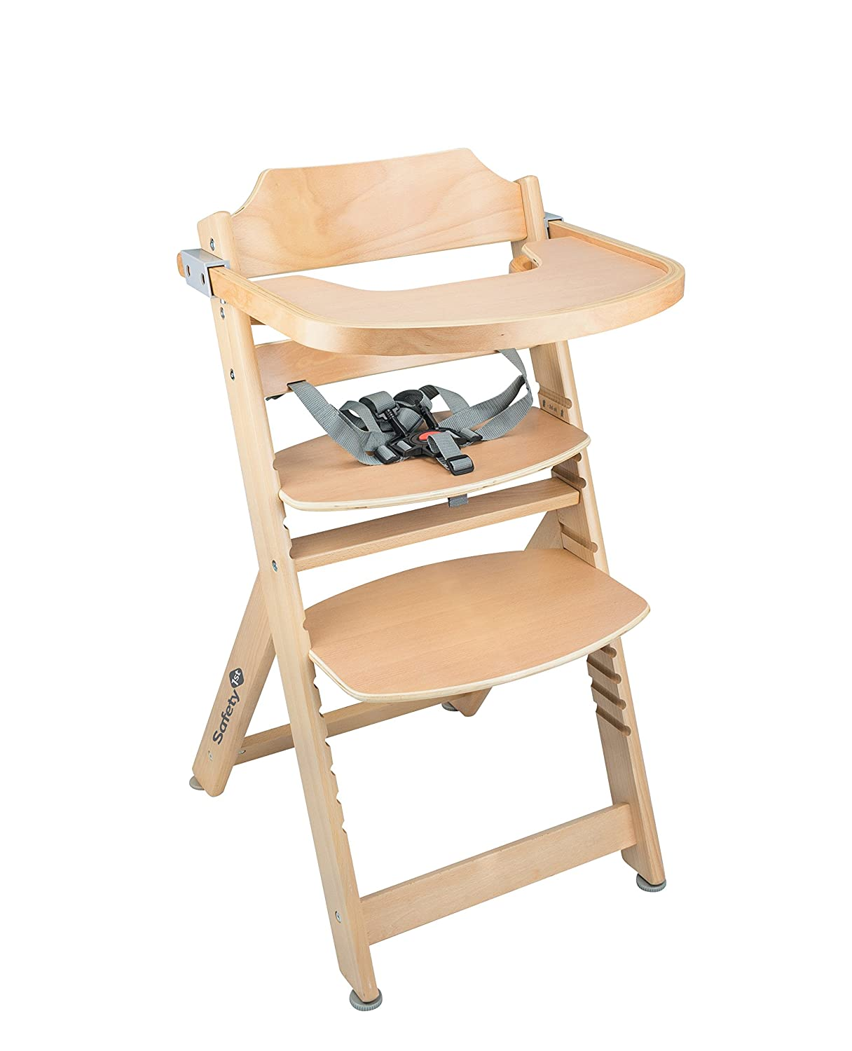 8790032cc5350 5) Safety First Timber Infant High Chair Review