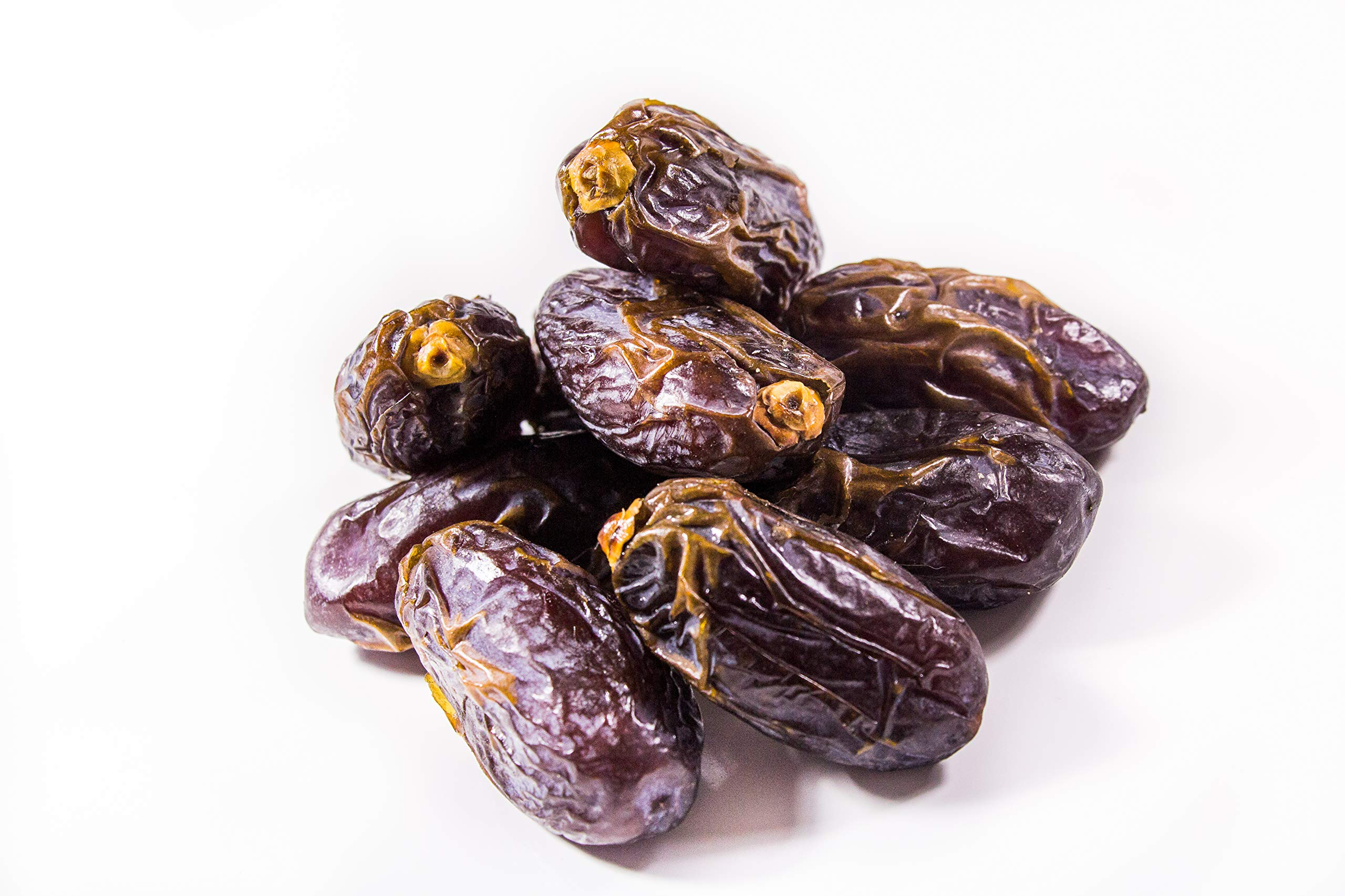 Gourmet Nuts and Dried Fruit Premium Medjool Dates Bulk Value 10 Pounds