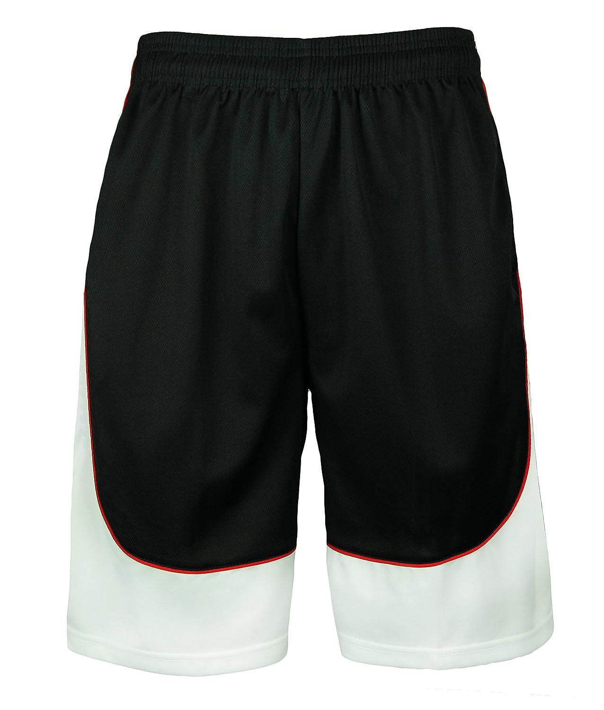 Blue Ocean Big Men Basketball Mesh Short