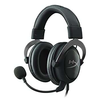 HyperX Cloud II Gaming Headset PC PS4 Mac Mobile 15778f6ecf692