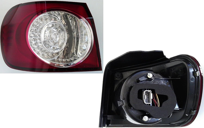 Links LED-R/ückleuchte 441-1972L-AE Fahrerseite
