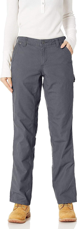 Carhartt Women's Original Fit Crawford Pant: Clothing