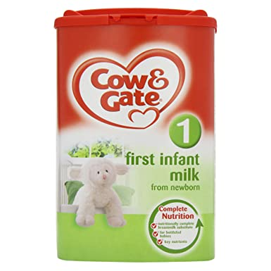 Cow & Gate 1 First Infant Milk, Birth - 1 Year, 900g
