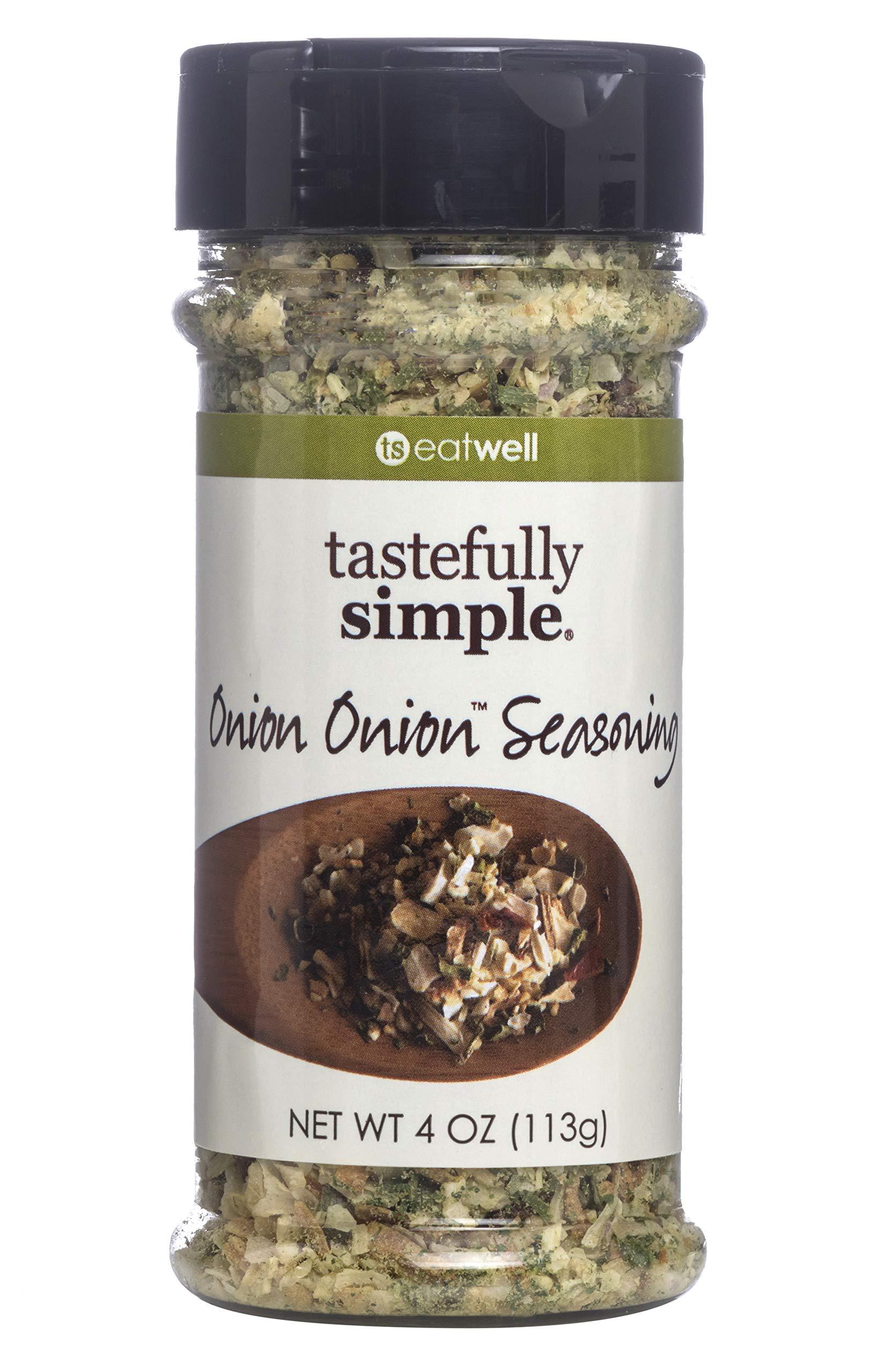 Tastefully Simple Onion Onion Seasoning