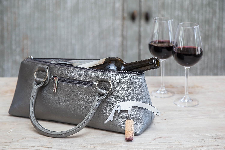 PrimeWare Trendy Insulated Wine Clutch