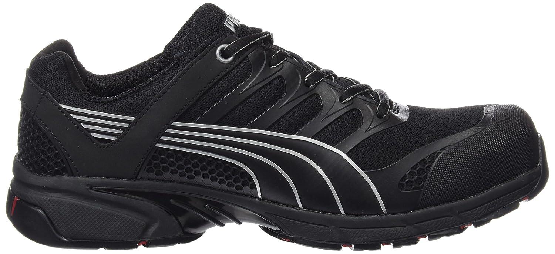 Puma 642580.39 Fuse Motion Black Chaussures de sécurité Low S1P HRO SRA  Taille 39  Amazon.fr  Commerce, Industrie   Science 53c9d1b7c66b