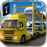 best seller today Car Transport Trailer 3D