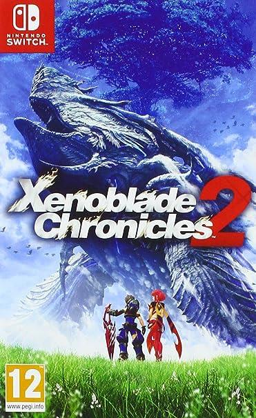 Xenoblade Chronicles 2 [Importación francesa]: Amazon.es: Videojuegos