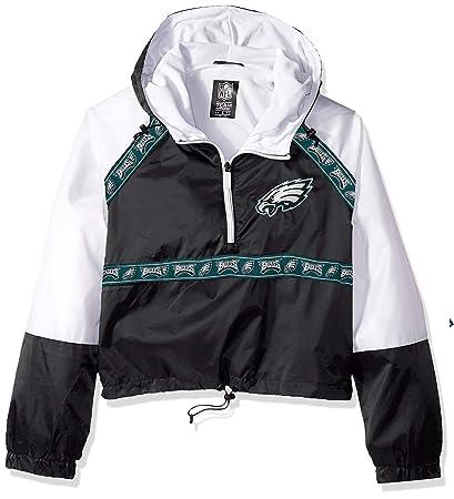 big sale 9d98e 18954 NFL Philadelphia Eagles Women's Quarter Zip Hoodie ...