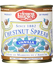 Clement Faugier Gourmet Chestnut spread with vanilla from France 8.8oz by Clement Faugier