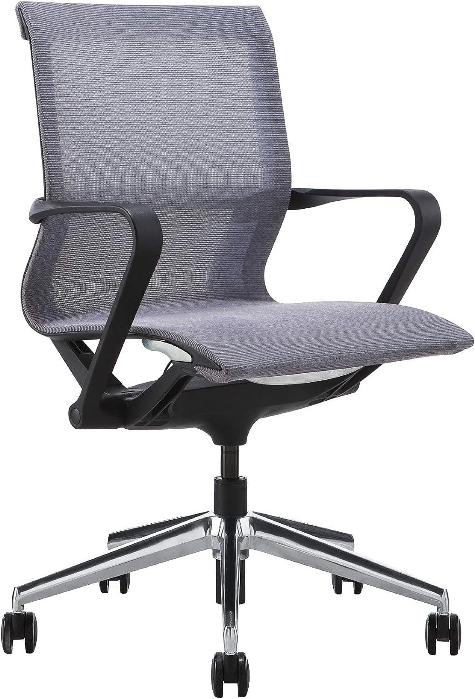 Empire Mesh Management Chair (Grey)