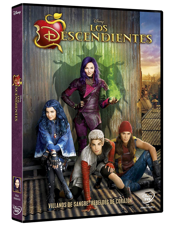 Pack: Los Descendientes (1-3) [DVD]: Amazon.es: Dove Cameron, Cameron Boyce, Cheyenne Jackson , Walt Disney Studios, Dove Cameron, Cameron Boyce, Walt Disney Studios: Cine y Series TV