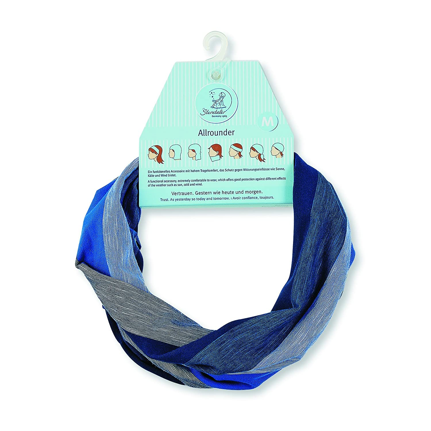 Sterntaler Baby-Jungen Magic Scarf Schal