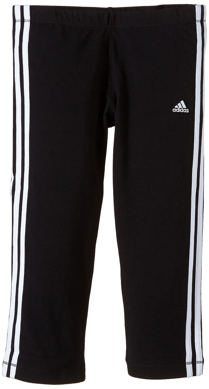 adidas Mädchen Leggings Essentials 3/4-Lange Tights Black/Wht 170 Z32441