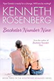 Bachelor Number Nine (Hollywood Romance Book 3)