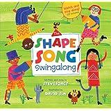 The Shape Song Swingalong (Book & Enhanced CD) (Barefoot Books Singalongs)