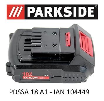 Batería de Parkside de 18 V y 1,5 Ahm, PAP 18-1,5 A1 para el ...