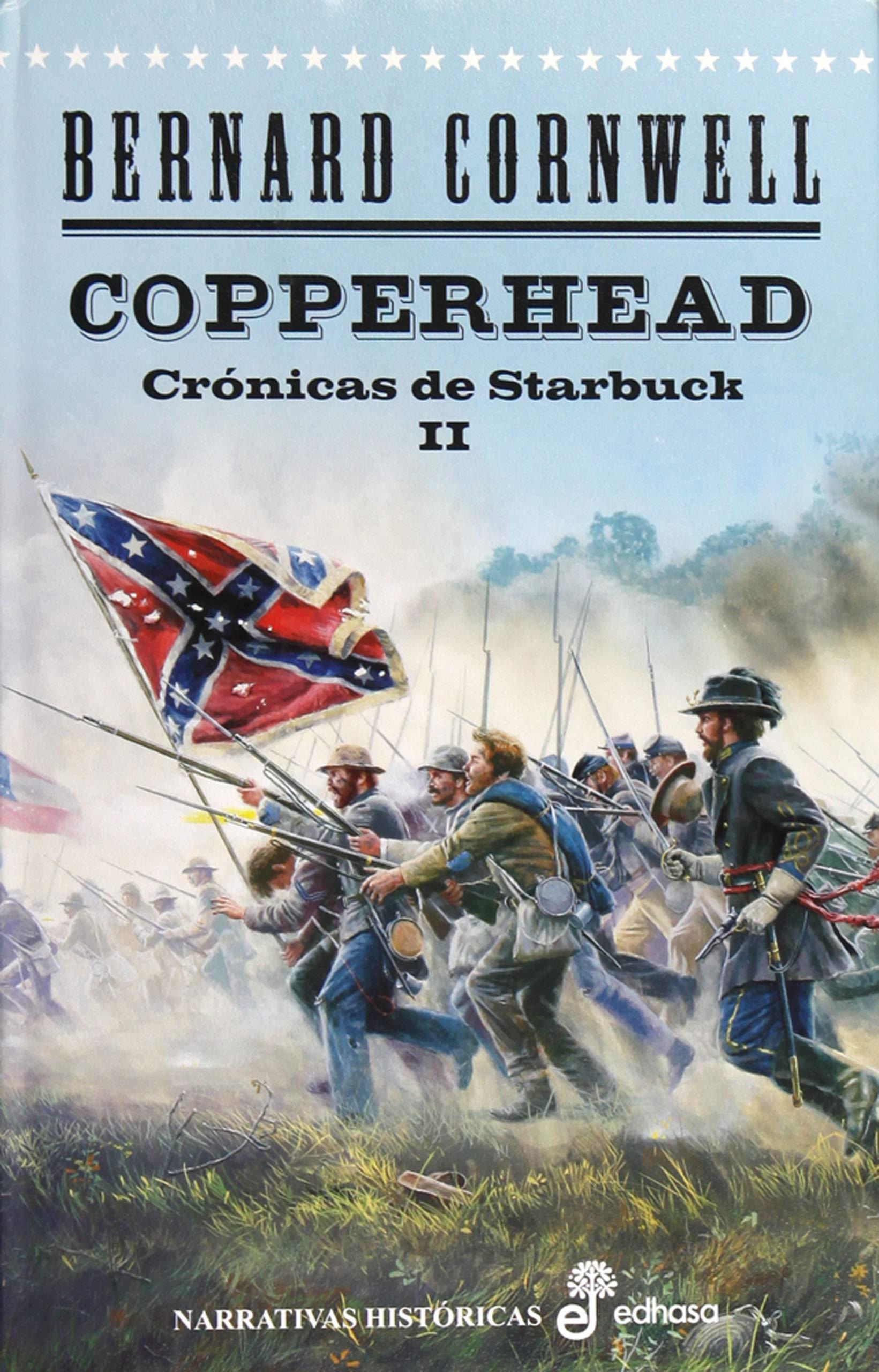 2. Copperhead (Narrativas Históricas): Amazon.es: Bernard ...