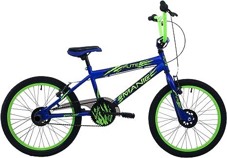 Flite Boys Manic - Bicicleta para niño, tamaño 20, Color Azul ...