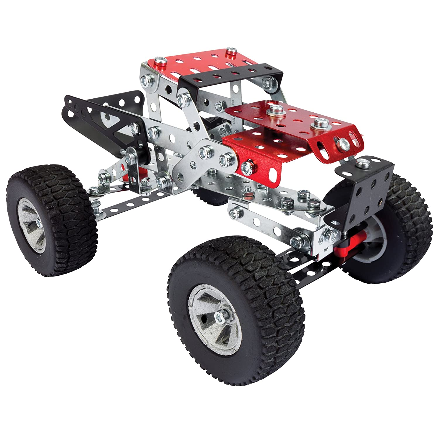 Erector by Meccano Desert Adventure 20 in 1 Model Building Kit STEM Education Toy for Ages 8 and Up