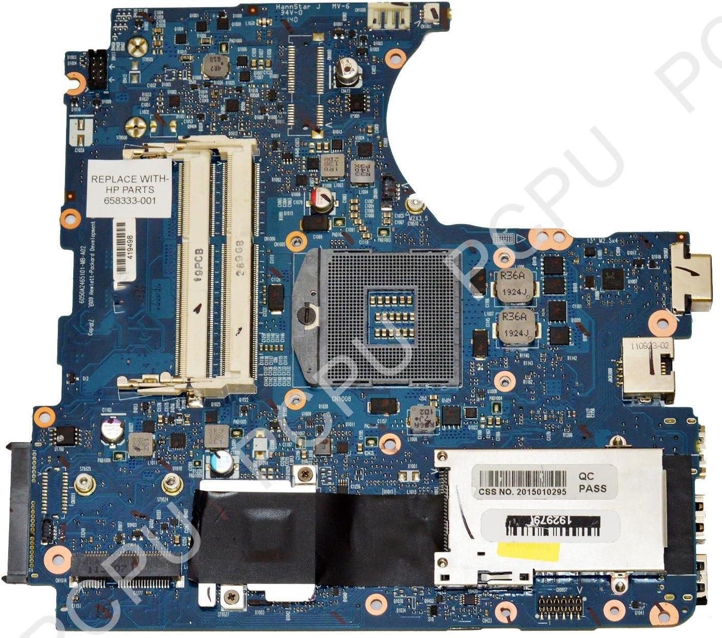 658333-001 HP ProBook 4430s 4431s Intel Laptop Motherboard s989
