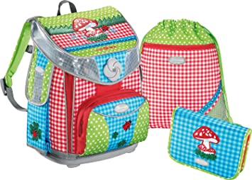 c01a3937e83ce Sammies by Samsonite Premium plus Schulranzen-Set 3-tlg. Color Joy ...