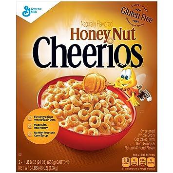 Cereal de miel de nuez quesos caja, 2 unidades). - (Original ...
