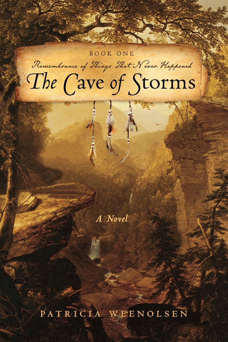 Download The Cave of Storms: Book I, Remembrance of Things That Never Happened ebook