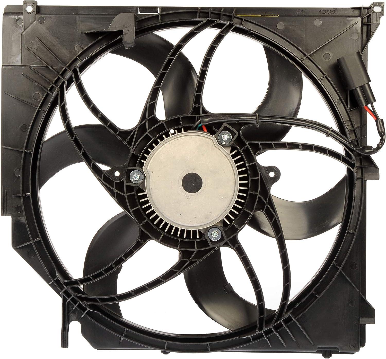 17113452509 ACK Automotive BMW X-3 Fan Assembly Assembly Replaces Oem