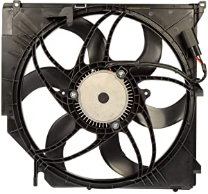 Dorman 621-194 Engine Cooling Fan Assembly for Select BMW Models