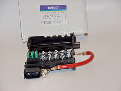 1j0 937 617d 1j0937617d high voltage power fuse box / power distribution  center fits:volkswagen