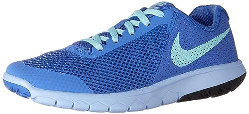 Nike Flex Experience 5 GS - Zapatillas de Running Niñas: Amazon.es: Zapatos y complementos