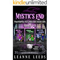 Mystic's End Paranormal Cozy Mysteries Collection: Books 1-3