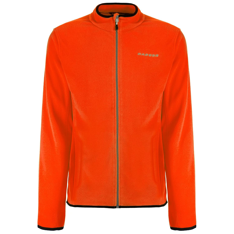 2 x Dare2b Resile Mens Lightweight Stretch Fleece Jacket