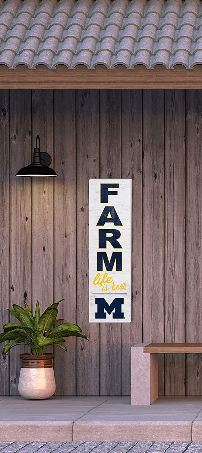 KH Sports Fan 10x35 in\Outdoor Sign Home Life Florida Gators