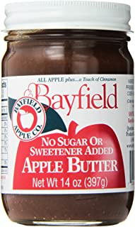 product image for Bayfield Sugar Free Apple Butter, 14.0 Ounce