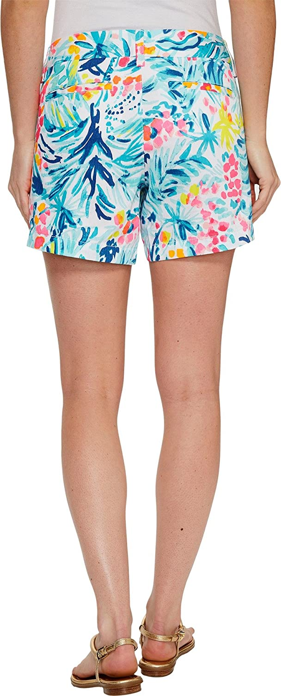 16246c750cfafa Lilly Pulitzer Women's Callahan Shorts Serene Blue Tippy Top Shorts at  Amazon Women's Clothing store:
