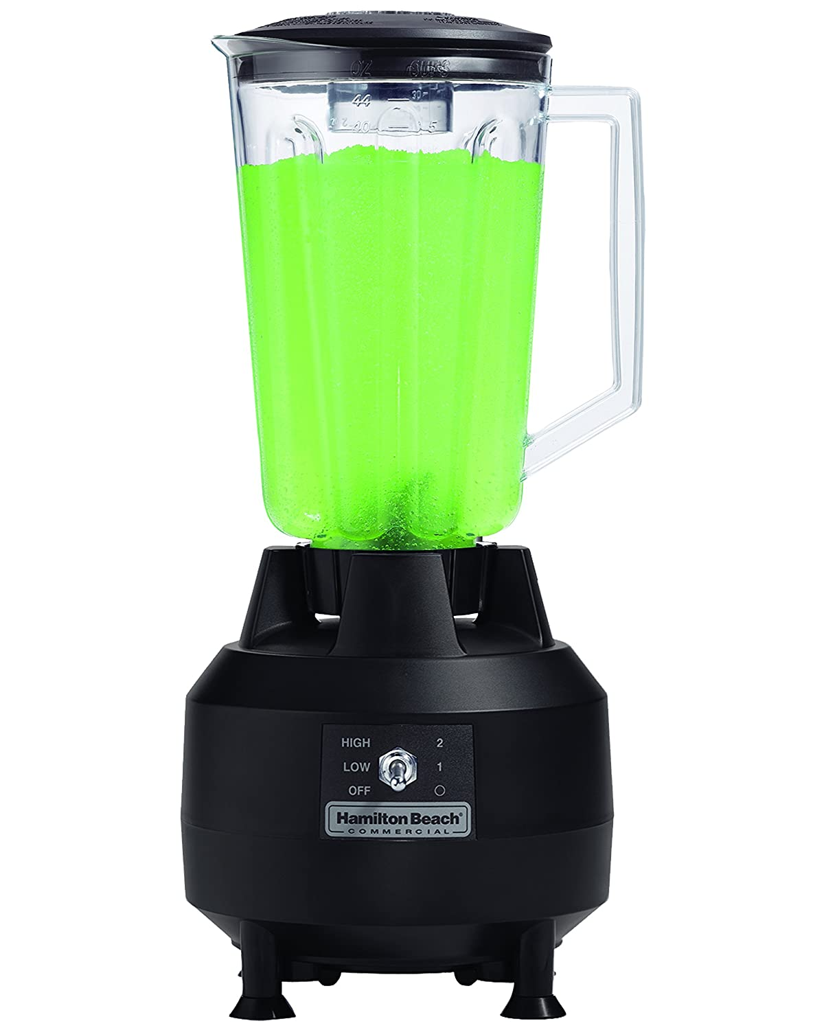 Hamilton Beach Commercial hbb908 de CE Bar Blender, Negro