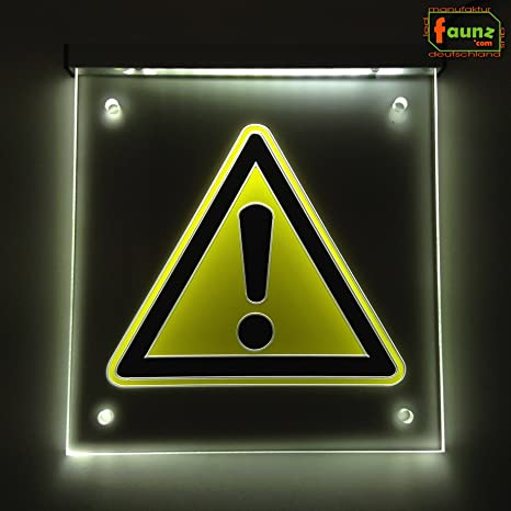 Nota LED Cartel Cartel Cartel