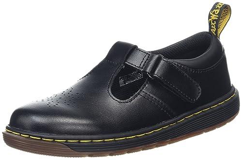 Dr Martens Unisex Kids' Dulice Y Black T Lamper Sandals