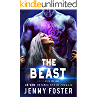 The Beast: A SciFi Alien Romance (Betania Breed Book 0)