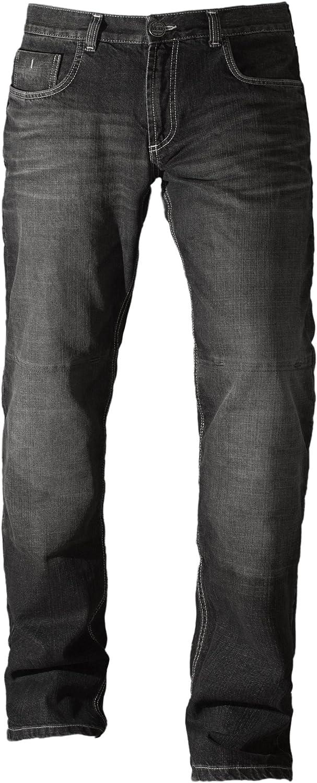 Bull-It Menss Sidewinder SR6 Motorcycle Jeans Pants Black Regular 32//W38