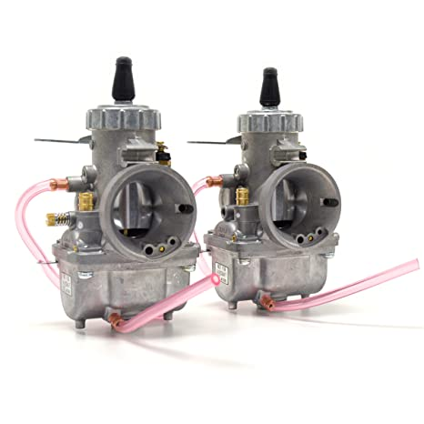Amazon com: Genuine Real Mikuni 34mm Pre-Jetted Carburetor